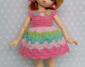 OOAK Yosd/LittleFee 4 Pc Outfit Set, süß, süßer, süßeste