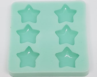 Silicone Mold Starlets/Tiny stars Silicone Mold