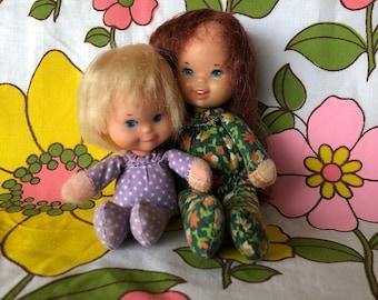 Vintage Honey Bunch dolls