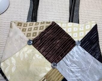 Large bag, boho bag, slouch bag, weekend bag, holdall, large shopping bag, oversized bag, patchwork bag, free UK postage