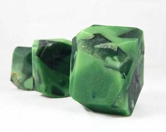 Jade Style Rock Soap Bar
