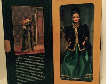 1996 Hallmark Yuletide Romance Barbie Doll