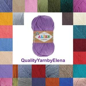 """ALIZE cashmira-wool yarn-cashmere yarn-100g 300m (328 yards) 11 811"""" turkish yarn-classical yarn-winter yarn-turkish wool yarn-knitting yarn"""