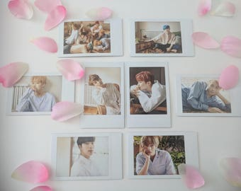 BTS Real Polaroids Love Yourself 承 Her Concept Photo L