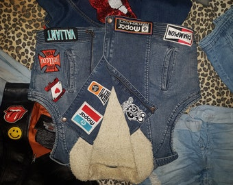 Kustom Patched Denim Commissions Open