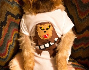 Wookie Wuv Chewie Baby Onesie