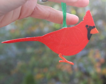 Northern Cardinal (Cardinalis cardinalis) Ornament