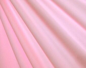 """58-60"""" Bubblegum Pink Matte Tricot-12 Yards Wholesale by the Bolt (SHMTM17)"""