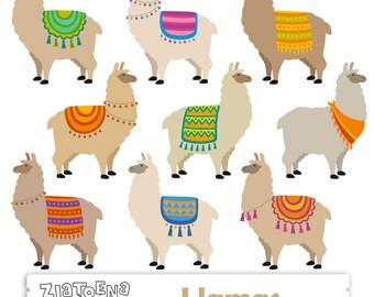 llama clipart etsy rh etsy com llama clipart outline llama clip art free