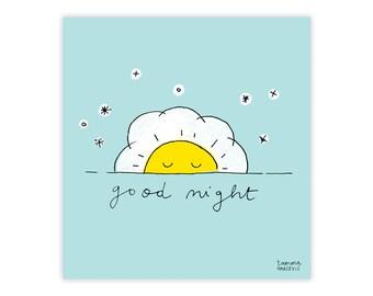Good night sunshine