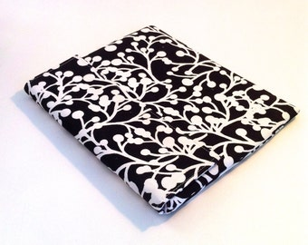 iPad Case, iPad Cover, iPad Sleeve in Black Cherry