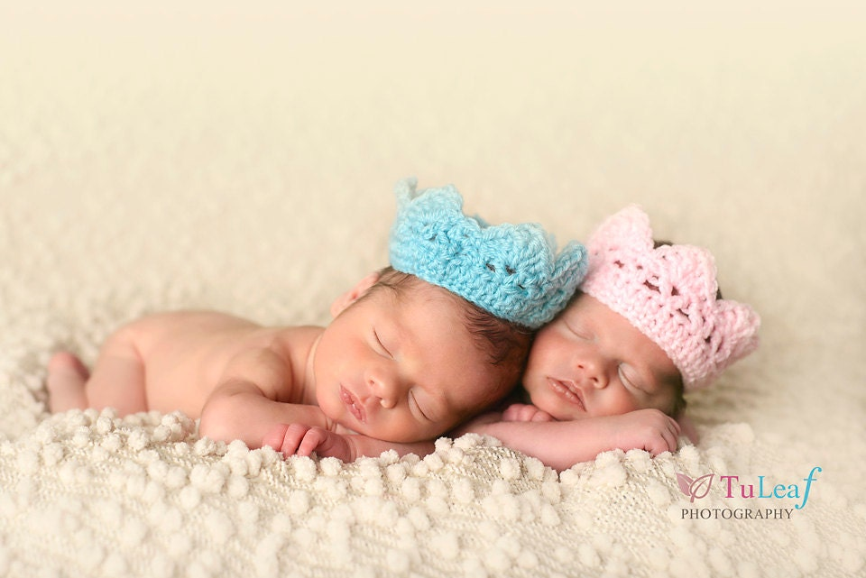 Newborn Boy Girl Twin Photography