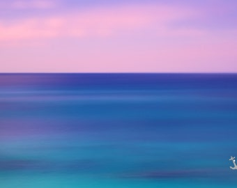 Jewel ~ Bermuda, The Reefs, Pink, Turquoise, Coastal Photography, Abstract, Sunset, Joules, Artwork, Seascapes, Art, Tropical, Vibrant