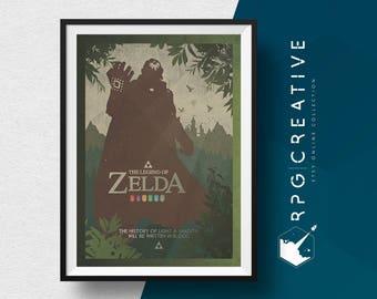 Legend of Zelda : Ganondorf - Video Game Changers