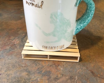 Pallet Coasters (Pack of 5)