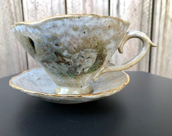 Coffee Cup | Teacup | Coffee Mug | Clay Mug | Handmade