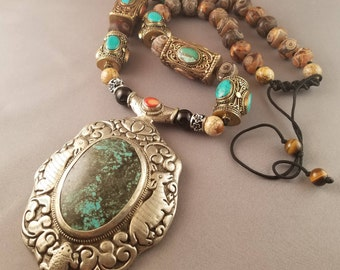 OOAK Statement Necklace