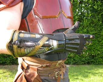 MADE TO ORDER - Star Wars Anakin Skywalker bionic arm replica from Episode 3 sith Dart Fener jedi lightsaber sci-fi costume halloween laser