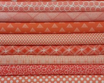The Buck Forest Color Bundle (10 Fabrics)