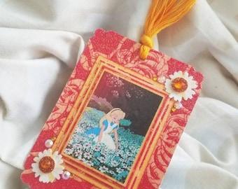 Alice In Wonderland Bookmarker