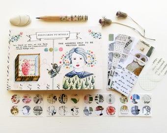 Postcards to myself