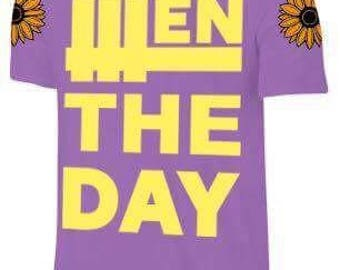 Wensday Sunflower Shirt