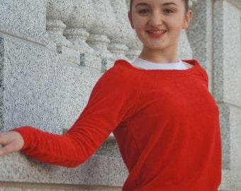 Rudolph Red Sweatshirt