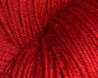 Titanium Sock - Crimson
