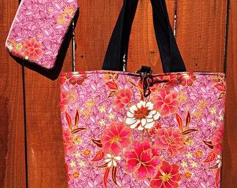 The Pink Bloom Bag