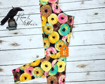 Kids Donut Leggings
