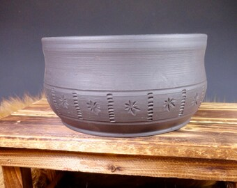 Made to order Viking medium Bowl.  Functional art.  Handmade pottery. Anglo Saxon