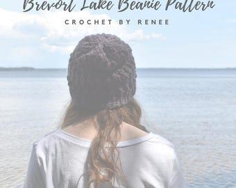 Brevort Lake Beanie PATTERN