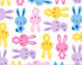 Urban Zoologie - Spring Bunnies Rabbit by Anne Kelle from Robert Kaufman