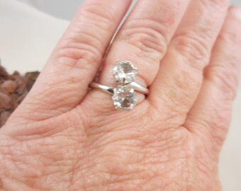 Genuine Spinel Silver Ring