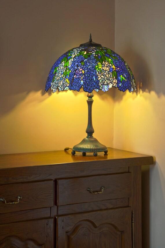 Perfekt Tiffany Glaskunst Tiffany Lampe Lampenschirm Tischleuchte