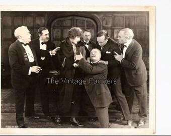 Very Rare Vintage Original 1920's Silent Film Photo of Norma Talmage