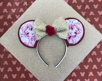 Disney princess  Belle ears