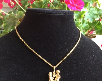 Pendant, Necklace, Monet, Box Chain, Costume Jewelry, Charm,High Quality,Beautiful,free shipping