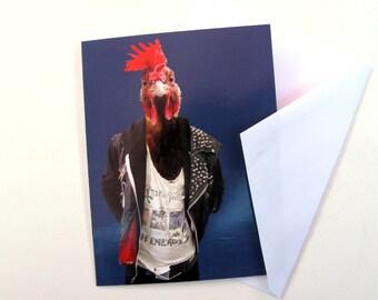 Happy Birthday Cock Sucker  -  Birthday Card