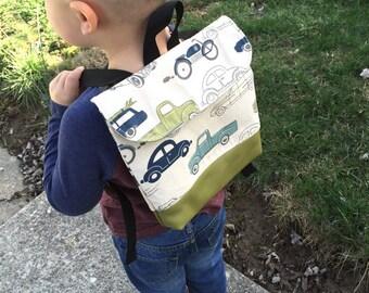 Traveler Kid's Backpack