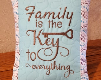 Pillow Talk - Family is the Key to Everything