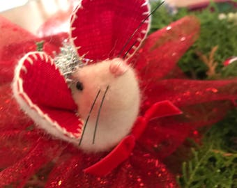 Christmas Mouse Ornaments