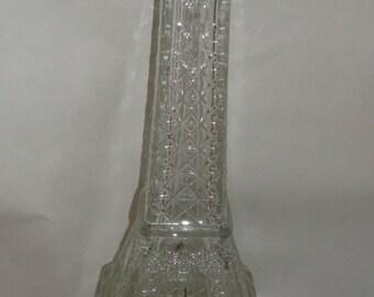 Effidel Tower Figural Glass Bottle