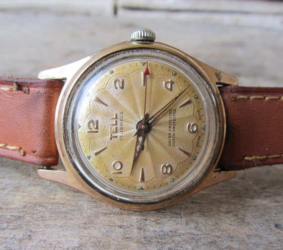 a vintage picture under old trebor priced wristwatch s cortibert watches us