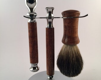 Tasmanian Timber Shaving Kit - Design Your Own