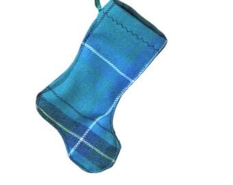 Clan Henderson Tartan Mini Strumpf Dekoration für den Weihnachtsbaum