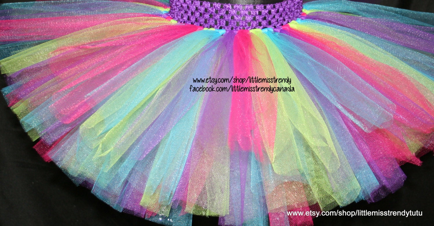 how to make a tutu skirt for child