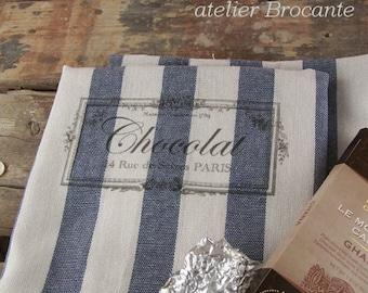 Kitchen Towel Chocolat, tea towels, kitchen cloth, kitchen towels, kitchen retro, chocolate