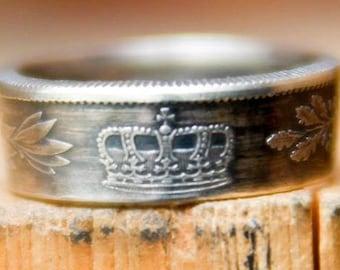 Dinar Coin Ring
