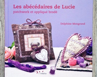 NEW - book Lucie alphabets